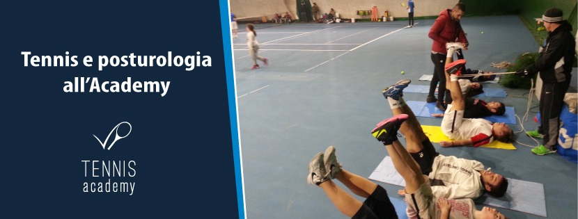 Tennis-e-posturologia-all'Academy-