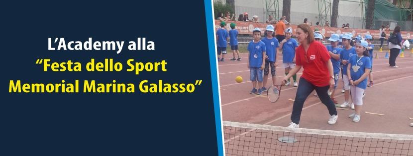 """L'Academy-alla-""""Festa-dello-Sport-–-memorial-Marina-Galasso""""-"""